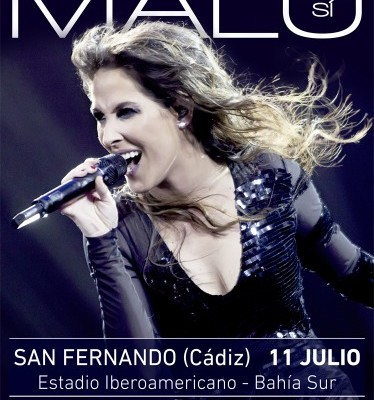 MALÚ - Cartel San Fernando - press