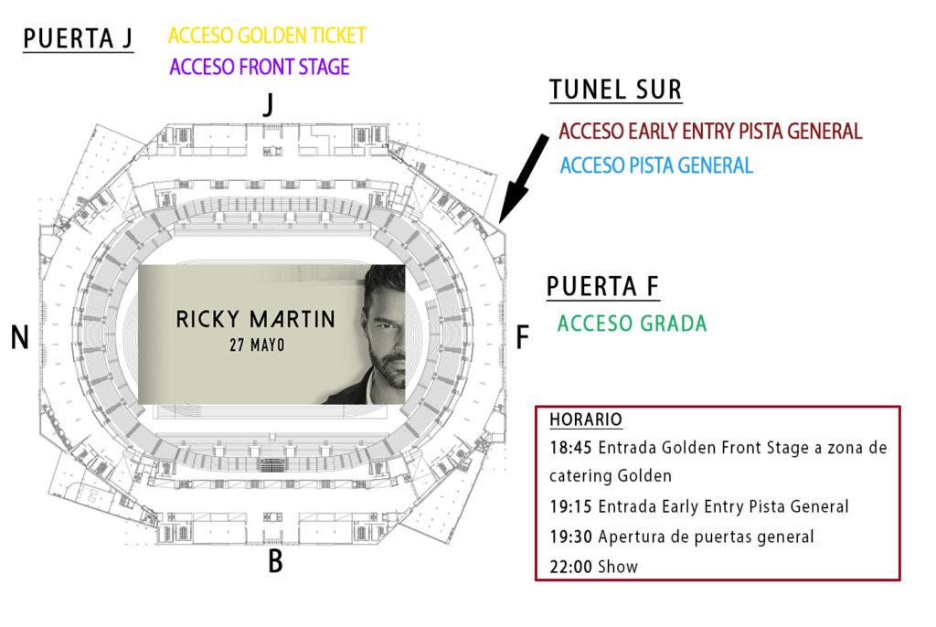 Ricky Martin en Sevilla – Todo lo que necesitas saber