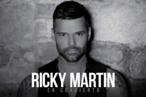 Ricky Martin – 22 Agosto – Benidorm