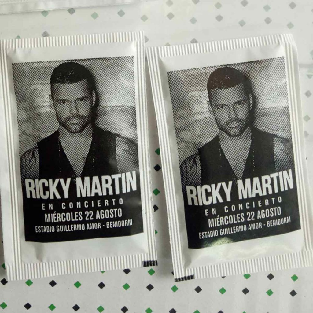 Bases Legales del Concurso #RickyMartinBenidorm